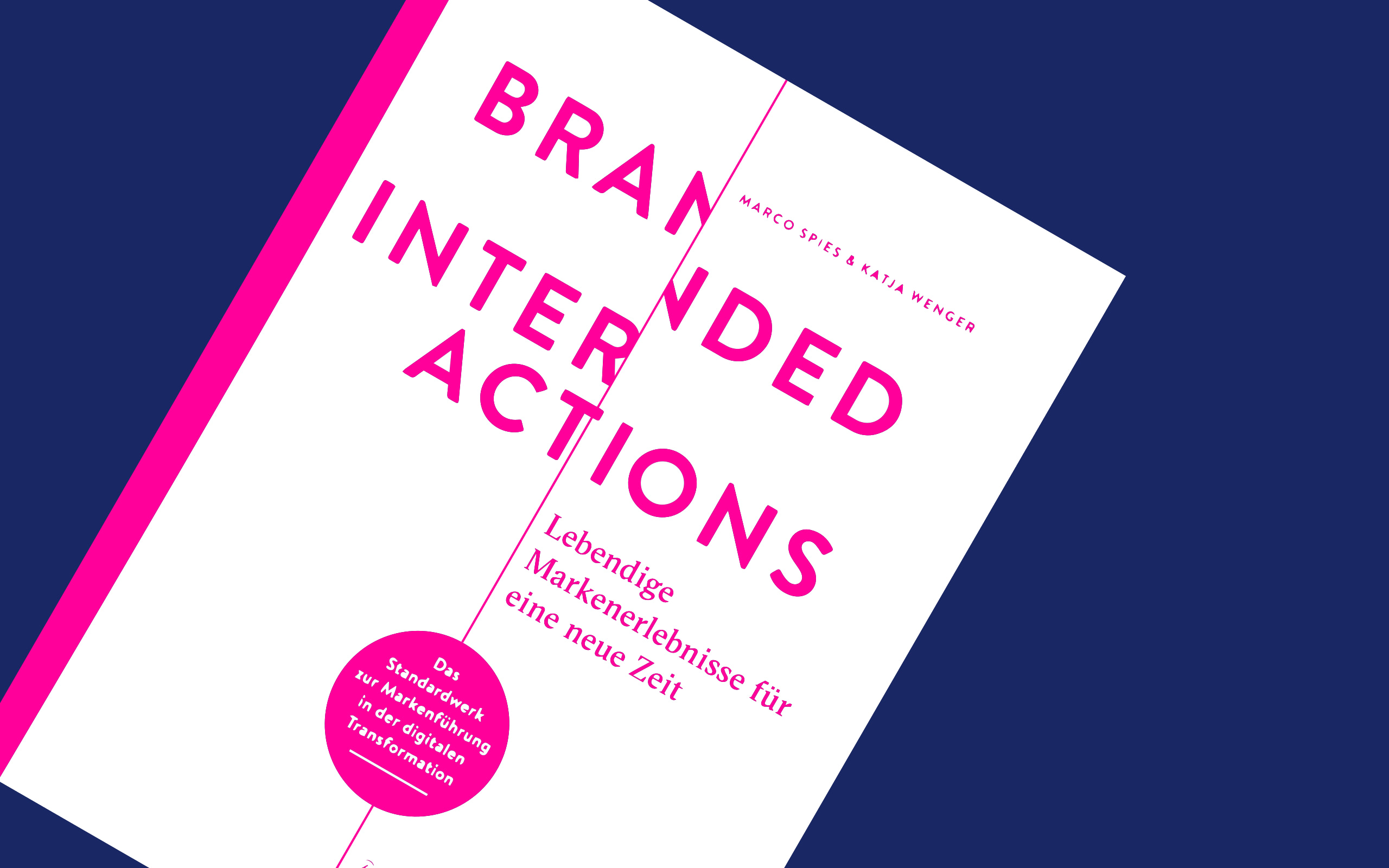 <strong>Sydney's Buchtipp aus der Eyekon-Bibliothek:</strong> Branded Interactions – Creating The Digital Experience