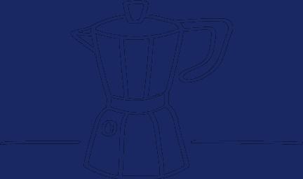 Kaffee mit uns trinken