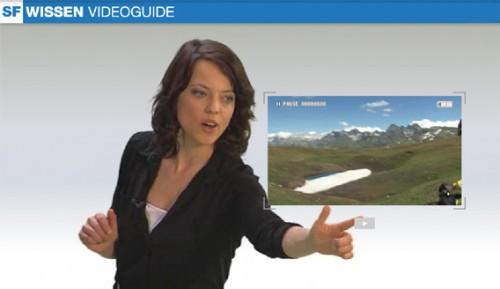 Online Lehrgang für das Schweizer Fernsehen