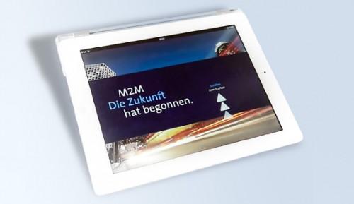 Kommunikation für Swisscom M2M